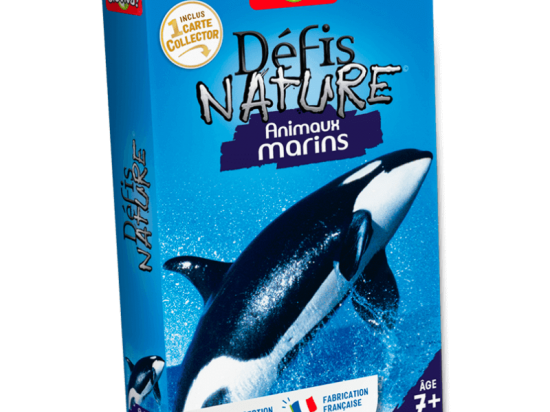 Défis Nature - Animaux marins